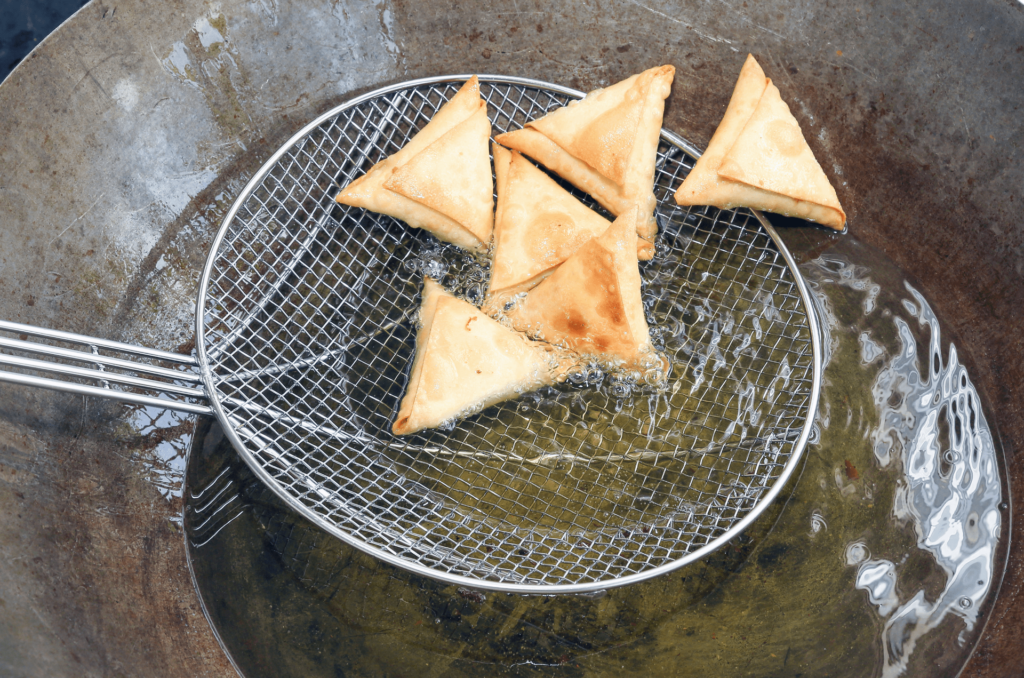 Indian Chicken Samosa Recipe