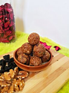 energy balls no bake