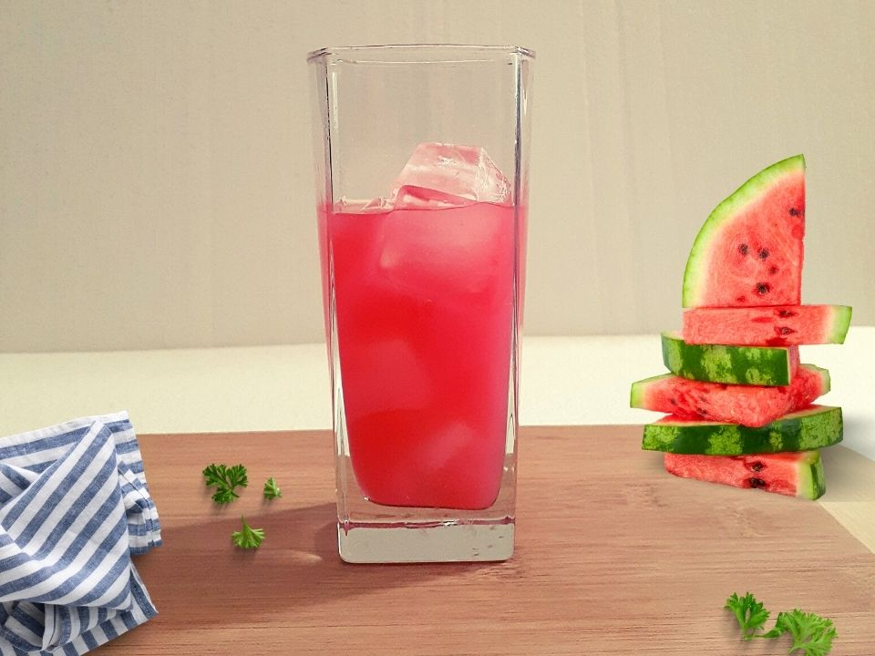watermelon sprite drink